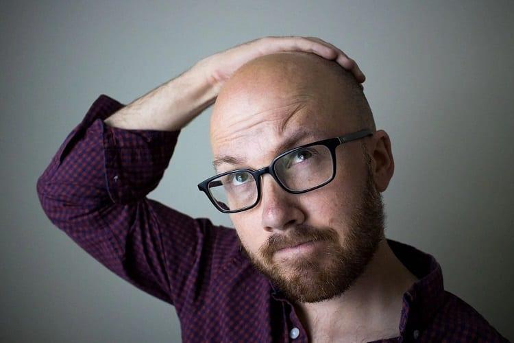 Can You Use Beard Oil On A Bald Head?