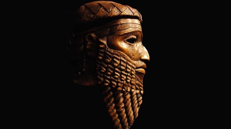 MESOPOTAMIAN BEARDS