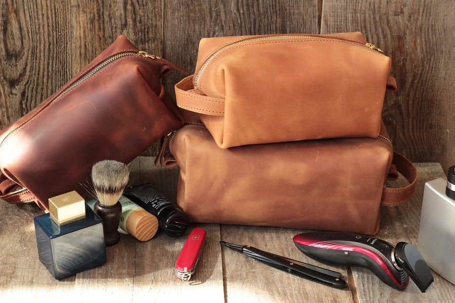 Best Men's Toiletry Bag: Bring Along Your Cosmetics