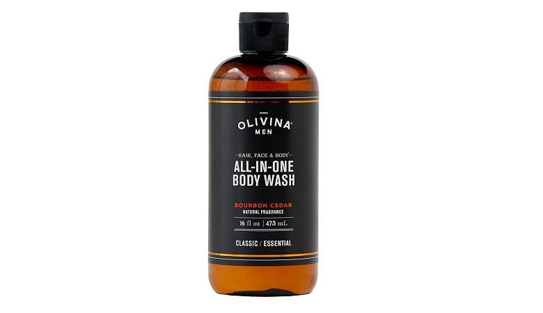 OLIVINA MEN ALL-IN-ONE WASH