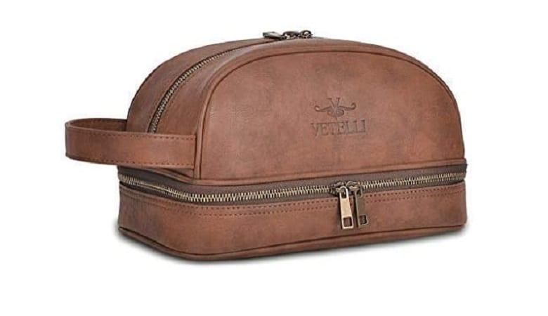 VETELLI TOILETRY BAG FOR MEN