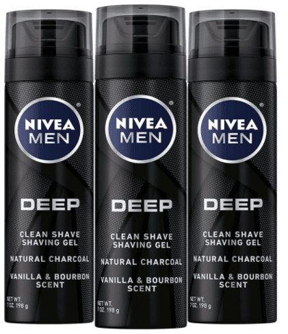 NIVEA Men DEEP Clean Shaving Gel