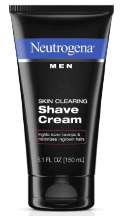 Neutrogena Men Skin Clearing Shave Cream (1)