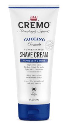 Cremo Barber Grade cooling