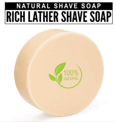 Natural Shave puck