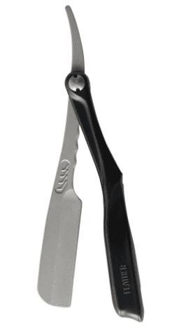 Feather-Black-SS-Folding-Handle-Razor